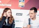 Marhele izcīna otro vietu Helsinku pusmaratonā