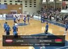 Video: Pārbaudes spēle volejbolā vīriešiem: Latvija - Baltkrievija. Spēles ieraksts