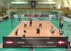 Video: Latvija - Dānija Pārbaudes spēle volejbolā sievietēm. Spēles ieraksts