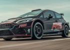 Jaunais ''Ford Fiesta R5'' debiju piedzīvos ''Rally Estonia''