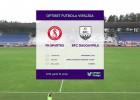 Video: Optibet futbola virslīga: FK Spartaks - BFC Daugavpils. Spēles ieraksts