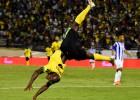 Jamaikieši Zelta kausā savās mājās triumfē piecu vārtu spēlē