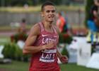 Serjogins kā pirmais Latvijā kopš 1995. gada izskrien 10 000 metrus no pusstundas