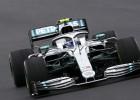 Botass Silverstonas kvalifikācijā par nieka 0,006 sekundēm sarūgtina mājinieku cerību Hamiltonu