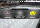 Video: Dinamo Rīga - Karagandas Saryarka, pārbaudea spēles ieraksts