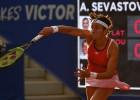 """Sevastovai """"Baltic Open"""" finālā tikšanās ar WTA turnīru debitanti Kavu"""