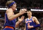 """""""Knicks"""" spēlējušais Beikers velta apsveikumu Strēlniekam latviešu valodā"""