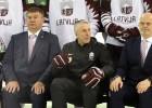 ''Daugavas'' stadiona iepirkumā par ledus halles projektēšanu saņemti pieci pieteikumi