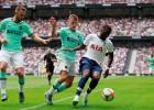 """""""Inter"""" atspēlējas un pēcspēles 11 metru sitienos salauž """"Hotspur"""" pretestību"""