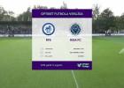 Video: Optibet futbola virslīga: RFS - Riga FC. Spēles ieraksts