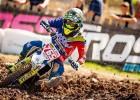 """Bidzāna graujošā sezona Vācijā: jau trešā uzvara """"ADAC MX Masters"""" motokrosā"""