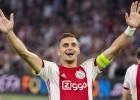 """Pērnā pusfināliste """"Ajax"""" kvalificējas UEFA Čempionu līgas pamatturnīram"""