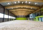 Atklāts Eiropā modernākais pludmales sporta centrs