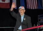 100 gadu vecumā mūžībā devies hokeja veterāns Elmārs Bauris