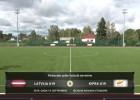 Video: Pārbaudes spēle futbolā sievietēm: Latvija u19 - Kipra u19. Spēles ieraksts