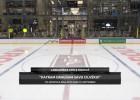 """Video: Labdarības spēle hokejā """"Katram draugam savu cilvēku!"""". Spēles ieraksts"""