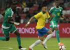 Brazīlija nespēj noturēt pārsvaru pret Senegālu, Āfrikas čempionei neizšķirts