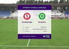 Video: Optibet futbola virslīga: FK Spartaks - FK Metta. Spēles ieraksts