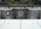 Video: Rīga - JHC Atlant MHL. Spēles ieraksts