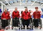 Latvijas ratiņkērlinga izlase ar 7. vietu PČ nodrošina dalību paralimpiskajās spēlēs