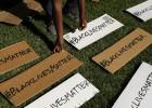 """NBA un WNBA plāno laukumos uzkrāsot """"Black lives matter"""" uzrakstus"""