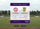 Video: Optibet futbola Virslīga: FK Spartaks - FK Ventspils. Spēles ieraksts