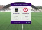 Video: Optibet futbola virslīga: Valmiera FC - FK Spartaks. Spēles ieraksts