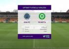 Video: Optibet futbola virslīga: Riga FC - FK Metta. Spēles ieraksts