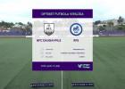 Video: BFC Daugavpils - RFS Optibet futbola Virslīga. Spēles ieraksts