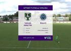 Video: Optibet futbola virslīga: FK Tukums 2000/TSS - Riga FC. Spēles ieraksts