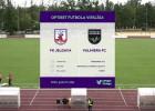 Video: Optibet futbola virslīga: FK Jelgava - Valmiera FC. Spēles ieraksts