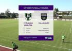 Video: Optibet futbola virslīga: FK Tukums 2000/TSS - Valmiera FC. Spēles ieraksts