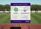 Video: Optibet futbola virslīga: FK Metta - BFC Daugavpils. Spēles ieraksts