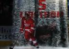 Foto: Rezultatīvā NHL Zvaigžņu spēlē pārāki Lidstrēms un Co