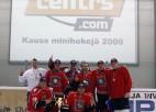 Foto: Sportacentrs.com minihokeja B grupas noslēguma posms