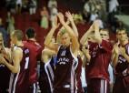 Foto: U19 izlase ieņem 10. vietu pasaules čempionātā
