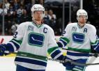 Tendence: eiropiešu skaits NHL rūk, izņēmums - Zviedrija