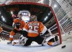 """""""Flyers"""" ielaiž septiņus vārtus pret """"Bruins"""""""