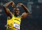 Bolts savu posmu 4x100 metru stafetē veicis 8.8 sekundēs