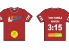 Sportlat Valmieras maratonā netradicionāli tempi