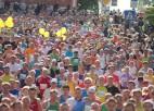 Video: Sportlat Valmieras maratons 2012