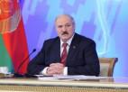 """Lukašenko: """"Olimpiskajās spēlēs mums vajadzēja būt medaļu trijniekā"""""""