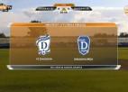 Video: Daugava (D) - Daugava (R): Pilna spēle