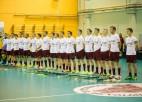Vīri Valmierā turpina pret slovākiem, Kocēnos sāk meitenes