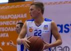 Latvijas Universitātes basketbolisti izcīna trešo vietu ISBL