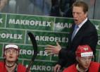 Baltkrieviju pametušais Henlons kļūst par Šveices galveno treneri