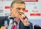 IIHF galvenais mērķis joprojām ir 2021. gada PČ rīkošana Minskā un Rīgā