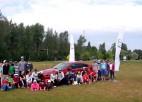 Latvijas junioru golfa tūre pulcē 33 dalībniekus