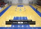 Video: EČ kvalifikācija telpu futbolā: Armēnija - Latvija. Spēles ieraksts