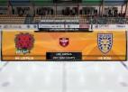 Video: Latvijas hokeja virslīga. Ceturtdaļfināls. Piektā spēle: HS Rīga - HK Liepāja. Spēles ieraksts